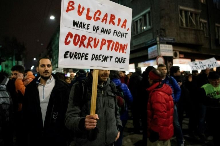 The Bulgarian Prisoners' Association submitted a report to the European Commission
